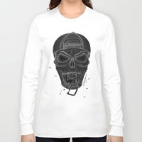 san diego Long Sleeve T-shirts featuring San Diego  by MissLyoness