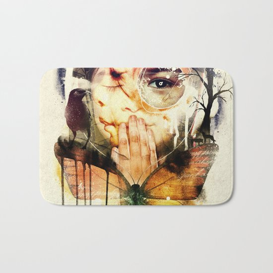 The Silence Bath Mat