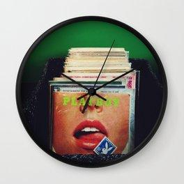 Vintage Playboy Wall Clock