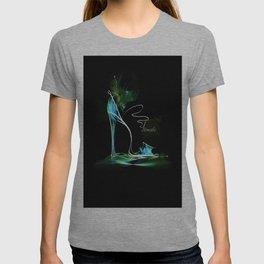 high heel2 T-shirt