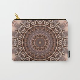 Mandala romantic pink Carry-All Pouch