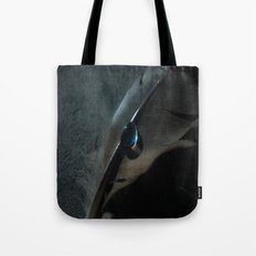 crow feather Tote Bag