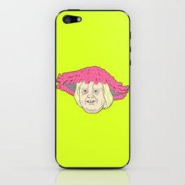 Momma Baskets iPhone Skin