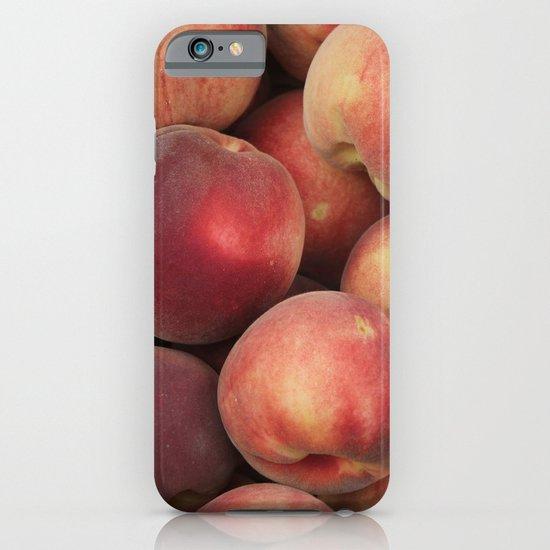 peaches iPhone & iPod Case