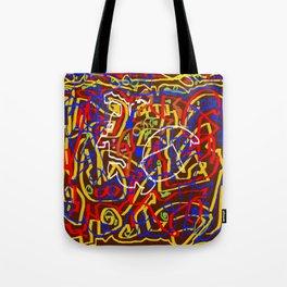 Laberinto 3 Tote Bag