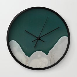 Mountains 314541 Wall Clock