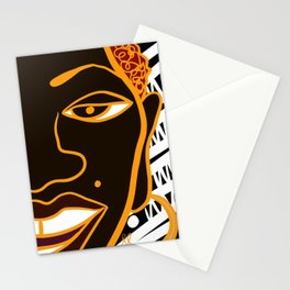 Africa Calls To Me Stationery Cards