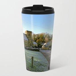 Frosty Snowshill Travel Mug