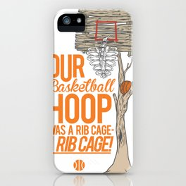 Ribcage iPhone Case