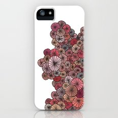 Pink Pinwheels iPhone (5, 5s) Slim Case