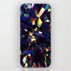 Low Iris Poly iPhone & iPod Skin