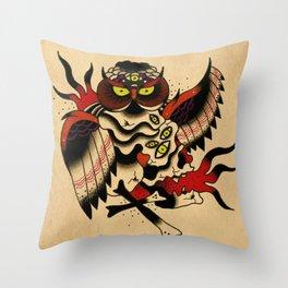 Libertad Throw Pillow