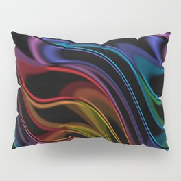 Transparency In Motion  Pillow Sham