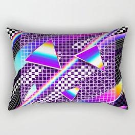 Retro Pattern Rectangular Pillow