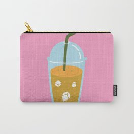 ICE COFFEE Carry-All Pouch