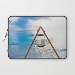 Beach Lantern Laptop Sleeve