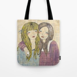 I'll Be There With Bells On Tote Bag