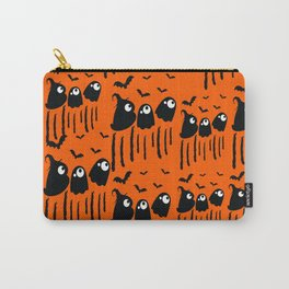 Boo Halloween Carry-All Pouch