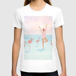 Big Flamingo T-shirt