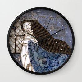 Schneewittchen-The Queen's Wish Wall Clock