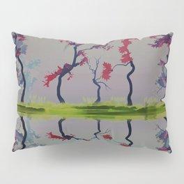 Winding Trees Pillow Sham