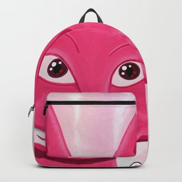 Lollipop the pinky cat Backpack