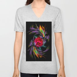 Fertile imagination 13 Unisex V-Neck