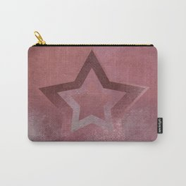 Suprematist Star VI Carry-All Pouch