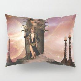 The  Totem place Pillow Sham
