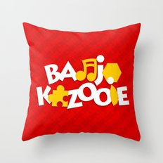 Banjo-Kazooie - Red Throw Pillow