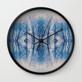 Abstraction, Home Wall Clock