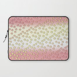 Pastel pattern Laptop Sleeve