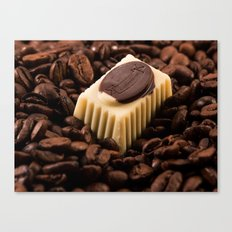 Coffeetime Canvas Print