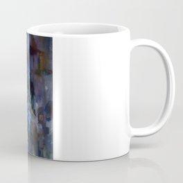 Blue Wig Coffee Mug