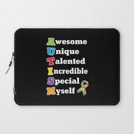 Autism Acronym Laptop Sleeve
