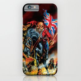 iron england maiden tour 2020 iPhone Case