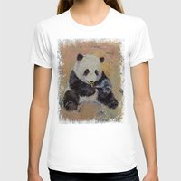 cigarette T-shirts featuring Cigarette Break by Michael Creese