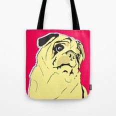Shmoo the pug Tote Bag