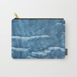 Electric blue Carry-All Pouch