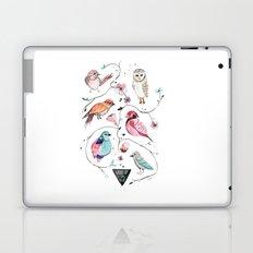 BIRDS OF THE WILD Laptop & iPad Skin