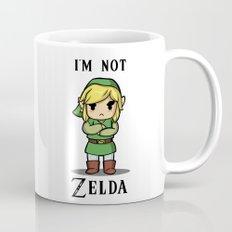 I'm Not Zelda Mug