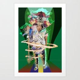 Web of Dreams Art Print