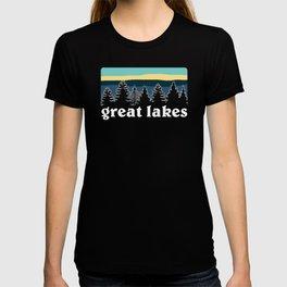 Great Lakes Shirt T-shirt