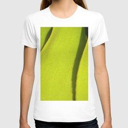 Vegetal lines T-shirt