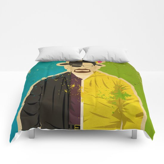 Heisenberg Comforters