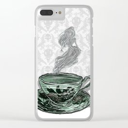 The House: Olivia Clear iPhone Case