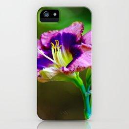 Bri-lily-ant iPhone Case