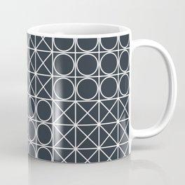 Geometric Tile Pattern Coffee Mug