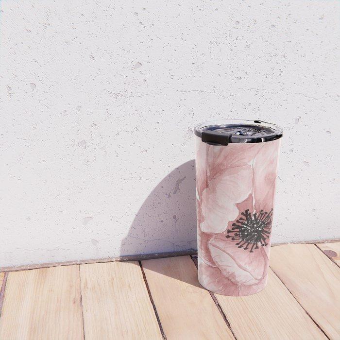 :D Flower Travel Mug