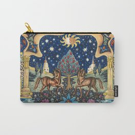 Dream World by Nettie Heron-Middleton Carry-All Pouch